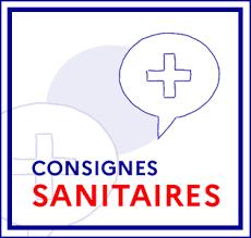 consignes saniatires